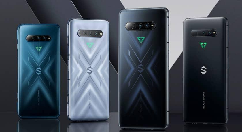 Xiaomi Black Shark 4 and Black Shark 4 Pro