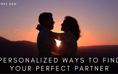 Personalized Ways to Find your Perfect Partner