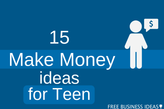teens for cash