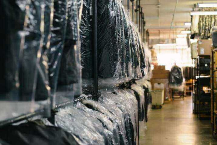 15 business ideas in new york - Dry Cleaning Services