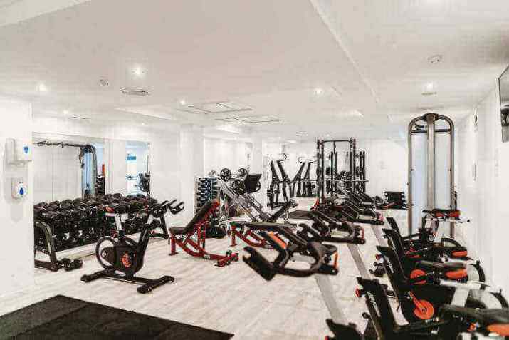 15 business ideas in new york - Gym Space