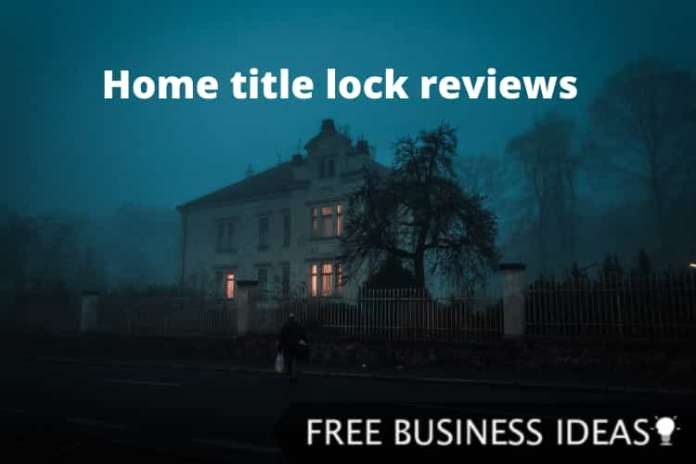 home title lock reviews