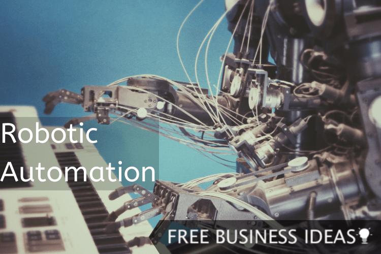 robotic automation