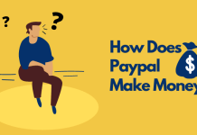 paypal revenue model