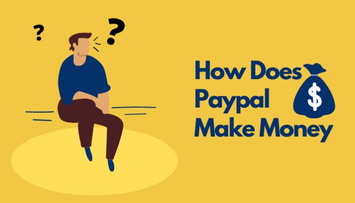 paypal revenue model