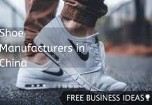 Shoe Manufacturers in China