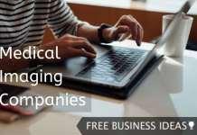 medical imaging companies