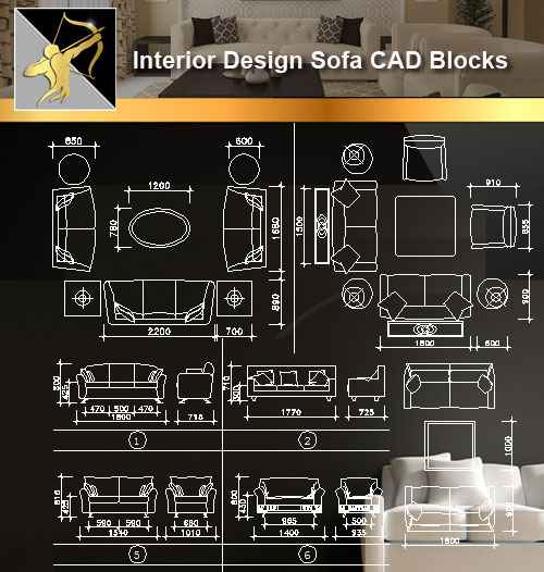Sofa Cad Blocks Autocad Blocks Drawings Cad Details Elevation