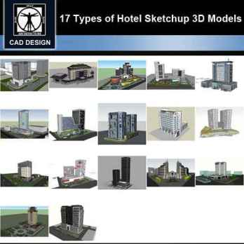 ☆Sketchup 3D models – Free Cad Download Center