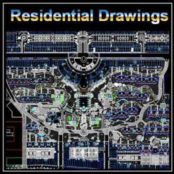 Whole community planning drawings