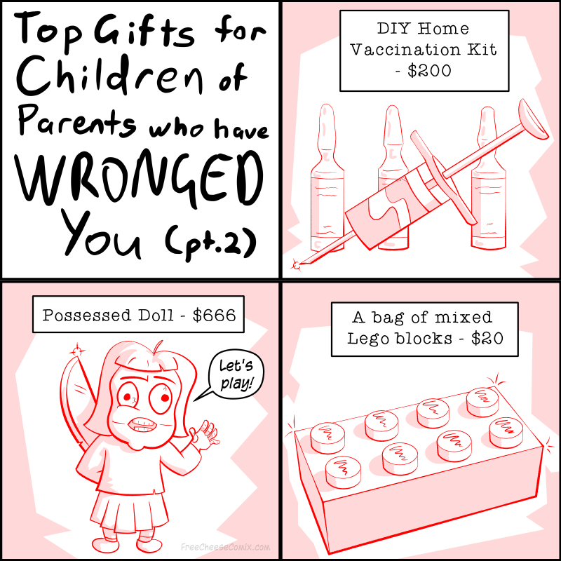 Top Gifts For Kids pt 2