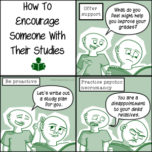 How To Encourage Someone With Their Studies
