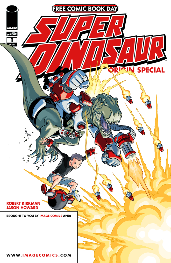 Super Dinosaur: Origin Special #1 [Free Comic Book Day]