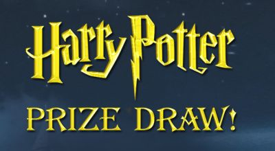 harry potter prize draw