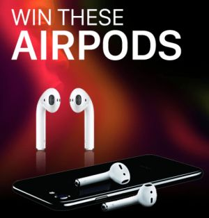 win free airpods