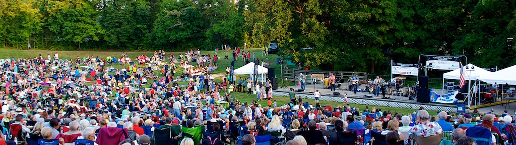 Chesterfield Chamber of Commer Summer Concert Series at Faust Park image