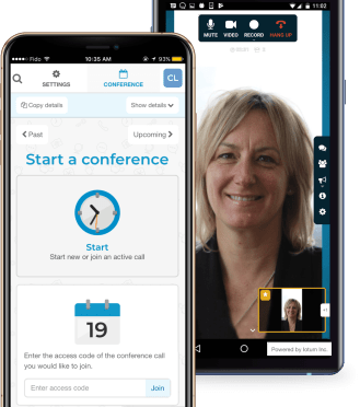 FreeConference-mobile
