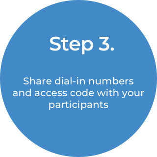 share-dial-in-number-access-code
