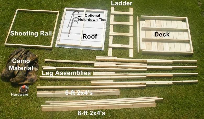 tripod tree stand plans