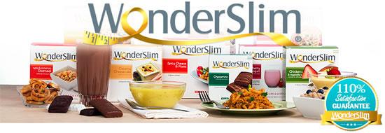 wonderslim meals