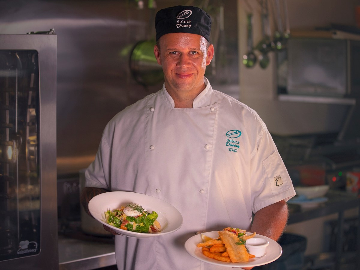 Meet the Community Chef at Freedom Morayfield