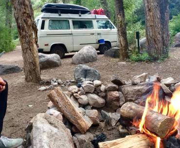 Finding The Best Free Campsite