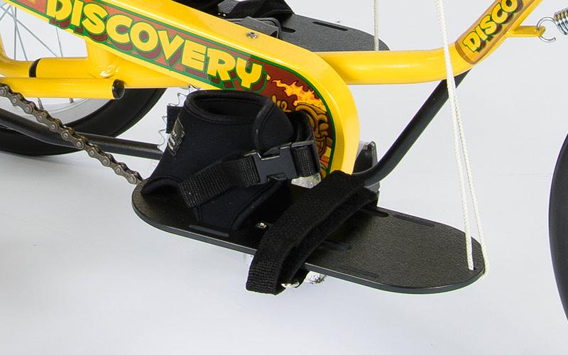 Adjustable Neoprene Footplates