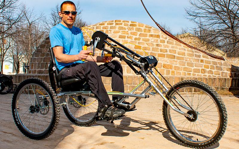 Defier Handcycle