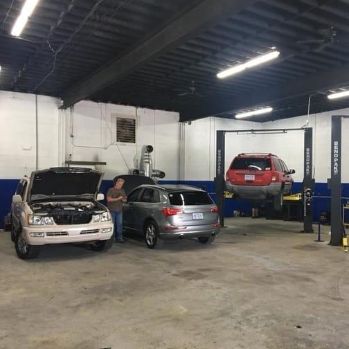 Freedom AutoTec auto repair