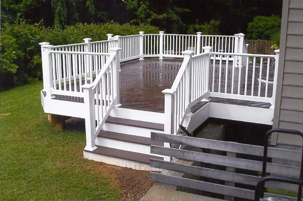 The benefits of composite azek decks in severna park aloadofball Images