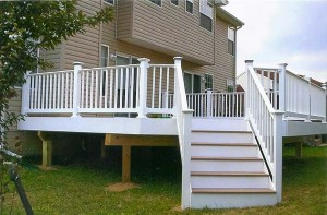 Composite Deck Ellicott City