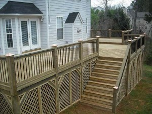 Deck Replacement in Bel Air