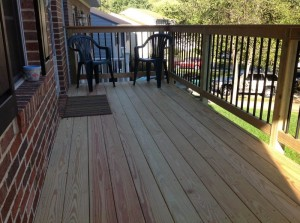 Harford County Deck Repair