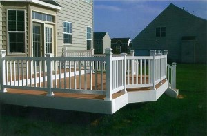 Azek Composite Decking in Arnold, Maryland