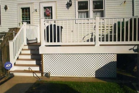 AZEK Composite Deck Howard County