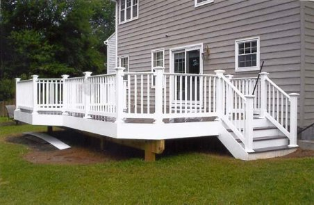 WOLF Composite Deck Ellicott City