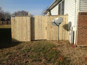 Fence 25