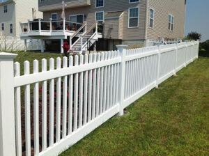 Wood Fence 11