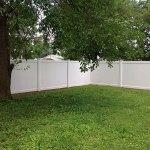 Wood Fence 2