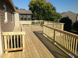 Wood Deck 23