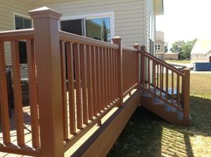 Choosing the Right Deck Color Freedom Fence
