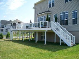 The Value of Vinyl Decking Freedom Fence & Deck
