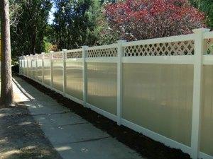 Vinyl Fences Freedom Fence