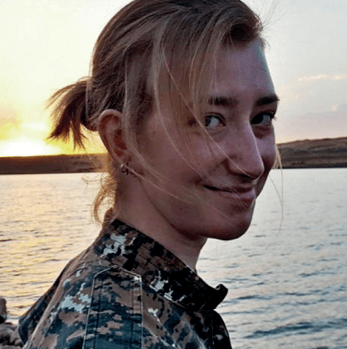 Anna Campbell died defending Afrin from Turkish invasion.