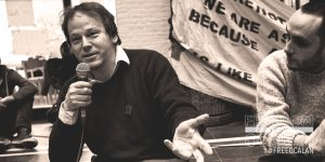 David Graeber Freedom for Ocalan