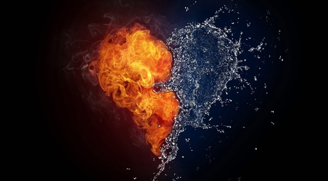 From the heart: what a strange thing is love