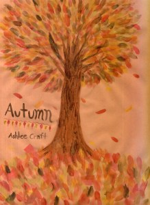 Autumn (Four Seasons, #1) by Ashlee Craft