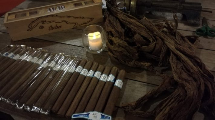 Cigars roller
