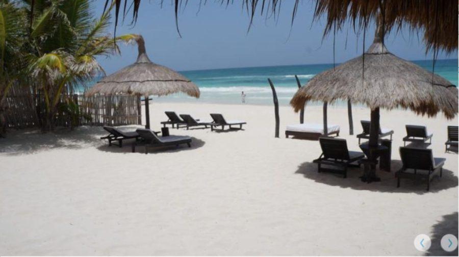 Playa Mambo Eco beach