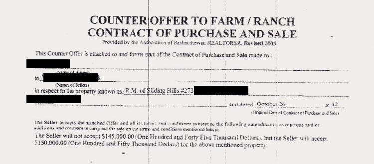 farm offer